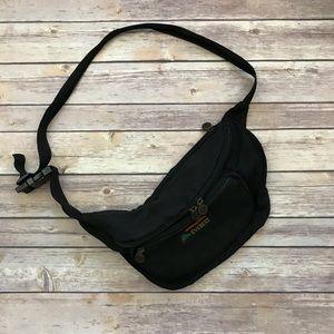 24949e4008 everest Bags - Everest Vintage Fanny Pack Bum Bag Waist Black A5